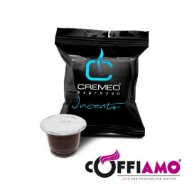 Caffè Cremeo - 400 Capsule Compatibili con Sistema Nespresso - Miscela incanto Espresso Bar
