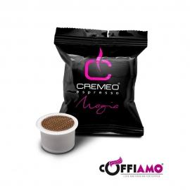 Caffè Cremeo 100 Capsule Compatibili con Sistema FIOR FIORE Miscela Magia Espresso bar…
