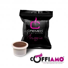 Caffè Cremeo - 500 Capsule Compatibili con Sistema UNO SYSTEM - Miscela Magia Espresso Bar