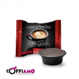 600 Capsule Caffè Borbone Don Carlo Miscela Rossa compatibile Lavazza a Modo Mio