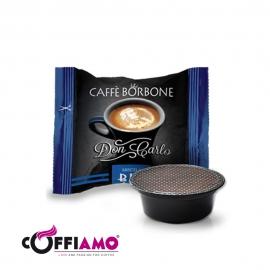 500 Capsule Caffè Borbone Don Carlo Miscela Blu compatibile Lavazza a Modo Mio